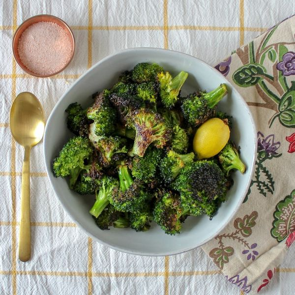 The Best, Easiest Roasted Broccoli Recipe Ever