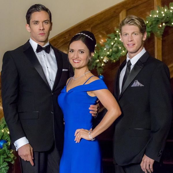 Hallmark Will Debut a Record Number of New Christmas Movies in 2018