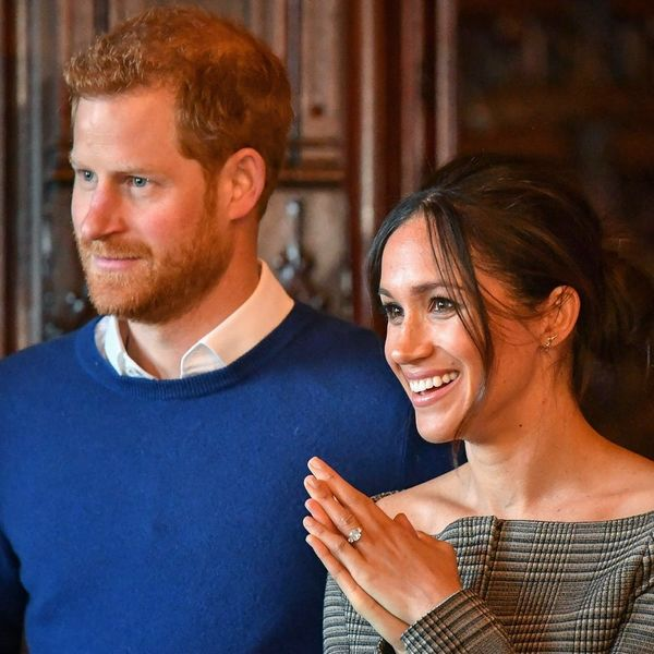 Meghan Markle Says Prince Harry Is a Feminist Too