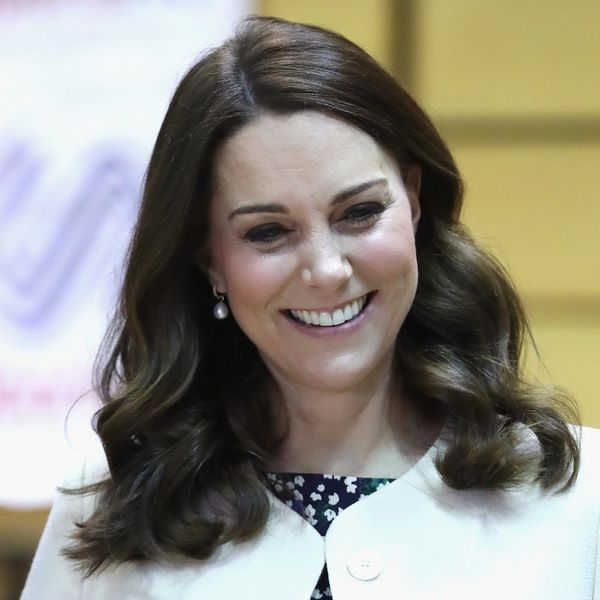Kate Middleton Ditches Dresses for Skinny Pants for Her Last Pre-Baby Appearance