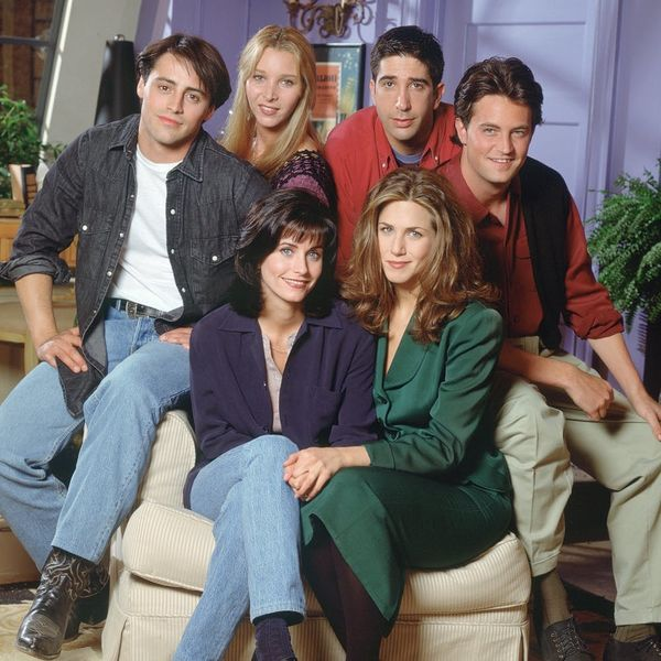 The 'Friends' Set Designer Says Not Everyone Was on Board With That Purple Apartment Hue