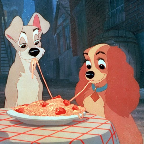 Disney's 'Lady and the Tramp' Is Getting a Live-Action Remake and We Already Can't Wait
