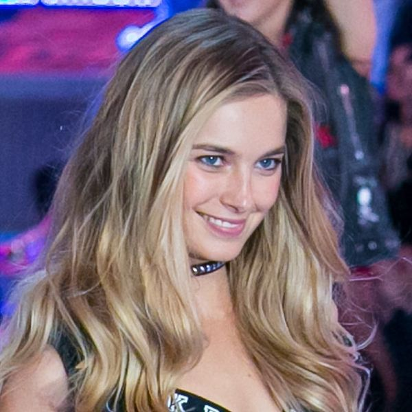 This Victoria's Secret Model Was Asked to Cover Her Hips for a Photoshoot