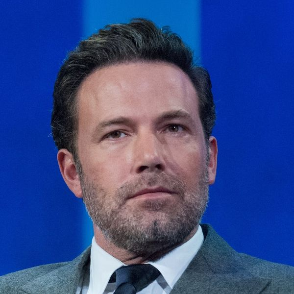 Ben Affleck's Massive Back Tattoo Is the Real Deal