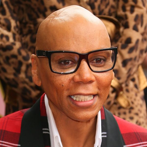 RuPaul Just Made History As the First Drag Queen to Receive a Star on the Walk of Fame