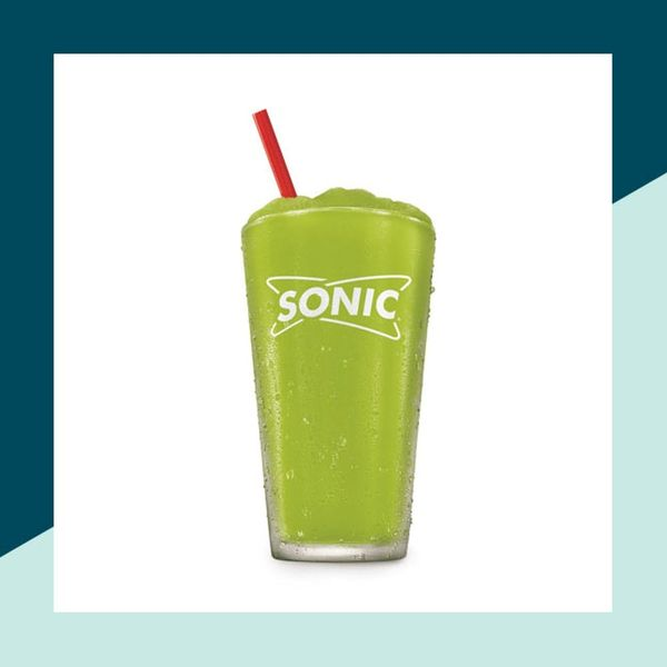 OMG: Sonic Is Releasing a… Pickle Slushie!?
