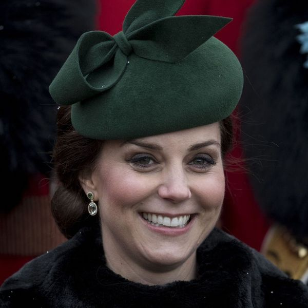 Kate Middleton Shows Us St. Patrick's Day Fashion Done Right