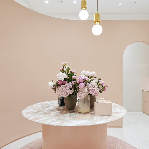 This Rose-Hued Store Is Our Millennial Pink Crush
