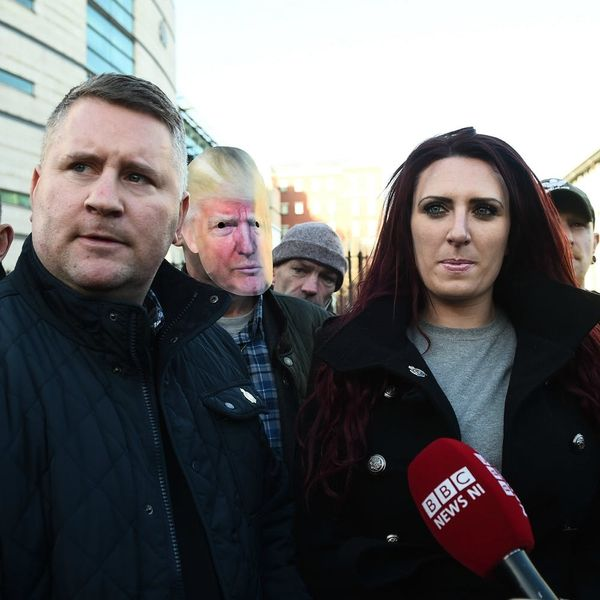 Facebook Permanently Banned UK-Based Hate Group 'Britain First'
