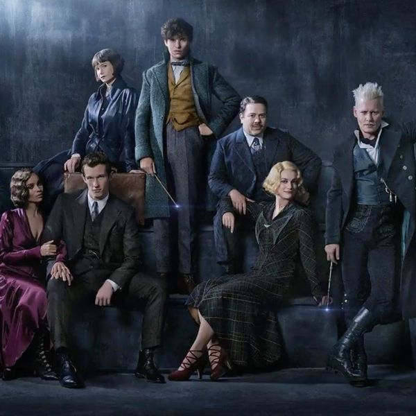 """The """"Fantastic Beasts"""" Sequel Finally Has a Title — and a New Cast Photo!"""