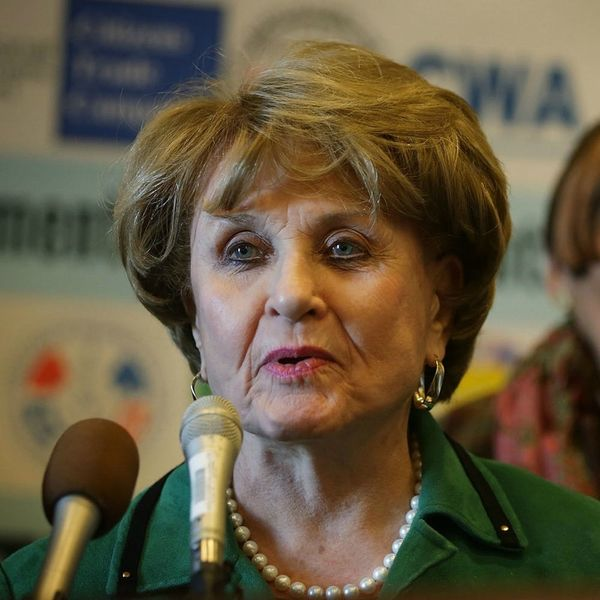 Glass Ceiling-Smashing Democrat Congresswoman Louise Slaughter Has Died