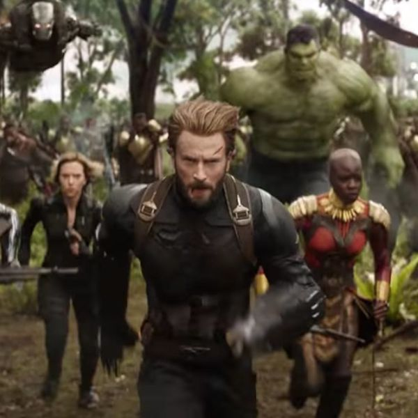 The First 'Avengers: Infinity War' Trailer Will Give You Chills