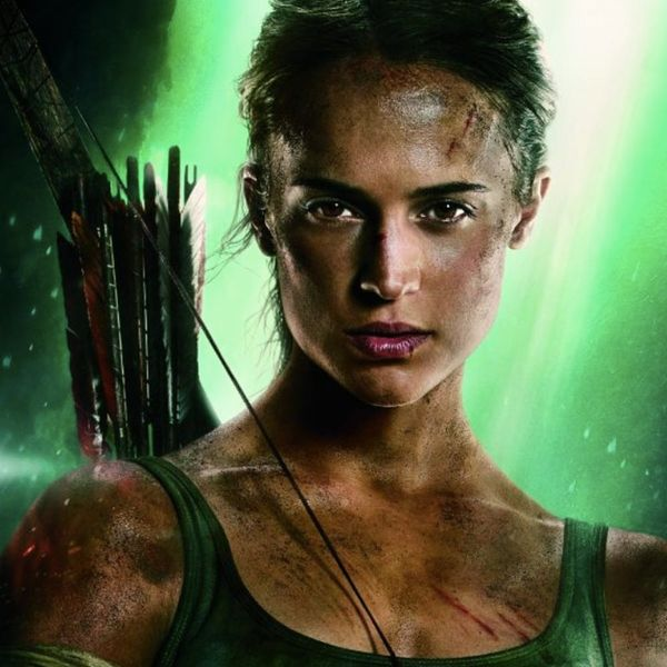 The New 'Tomb Raider' Movie Contains a Puzzle That's Trickier Than It Seems