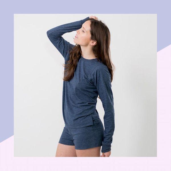 This Sleepwear Line Will Help You Get a Better Night's Shut-Eye
