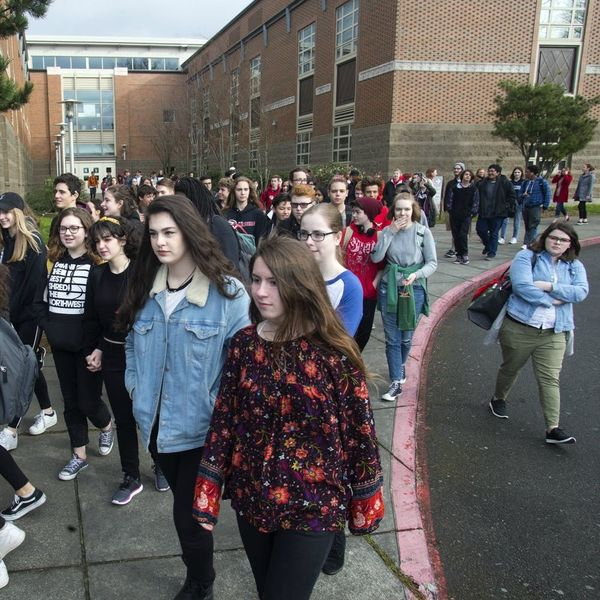Some Teens Were Barred From National School Walkouts: Here's What They Did Instead