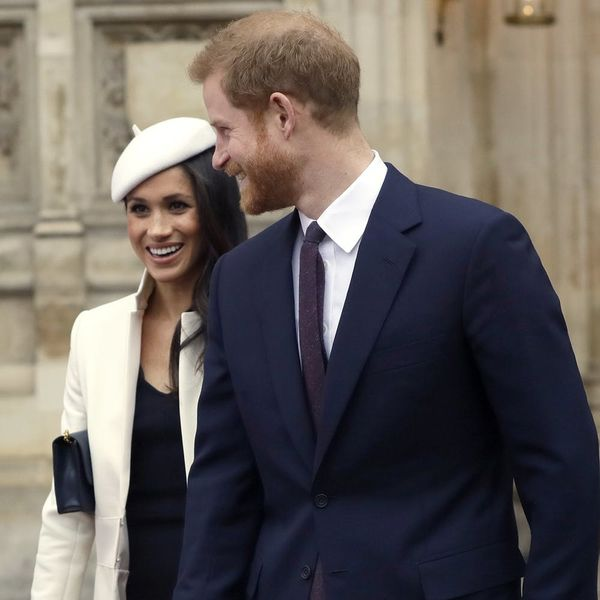 The Queen Has Formally Given Prince Harry Permission to Marry Meghan Markle