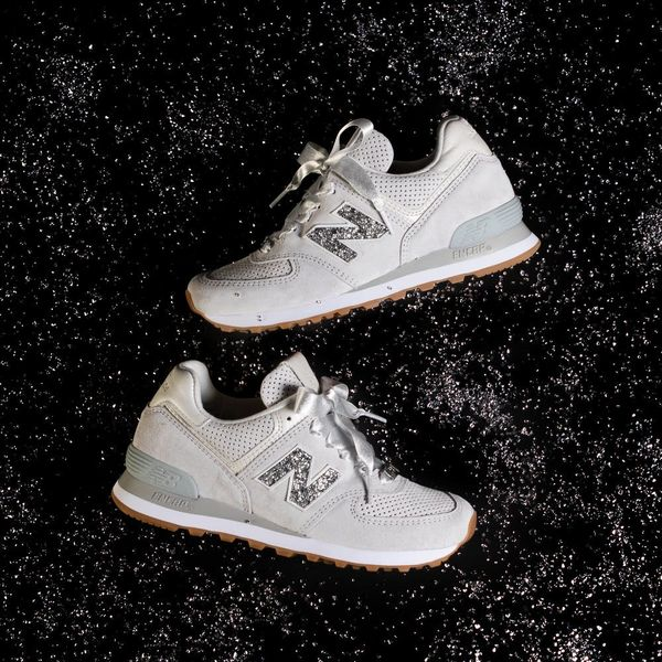 New Balance Is Releasing Swarovski Crystal-Studded Sneakers