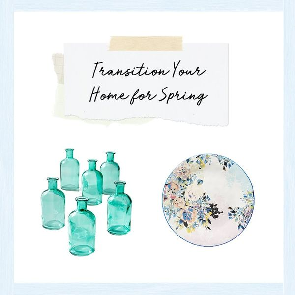 3 Ways to Transition Your Home for Spring