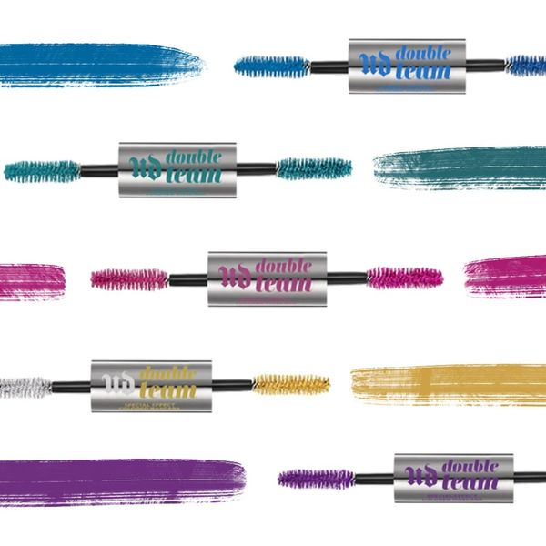 Why Urban Decay's New Colored Mascara Replaced My Basic Black