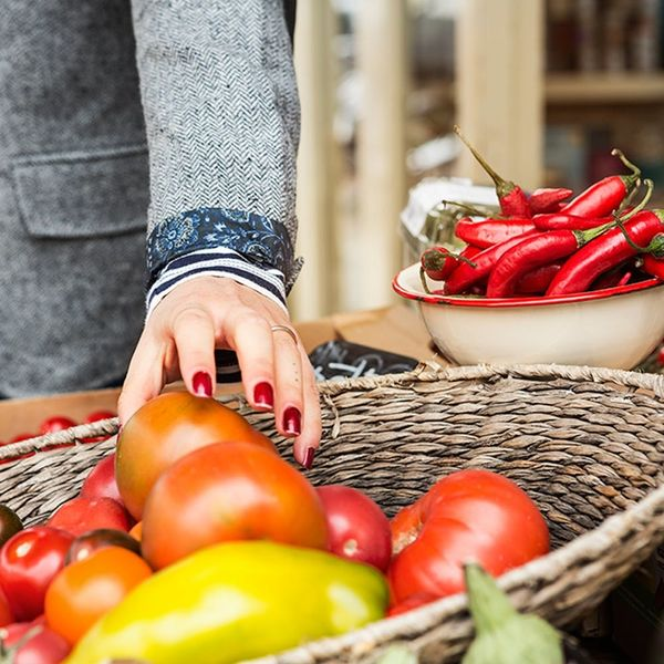 Here's When (and Why) You Should Opt for Organic Groceries