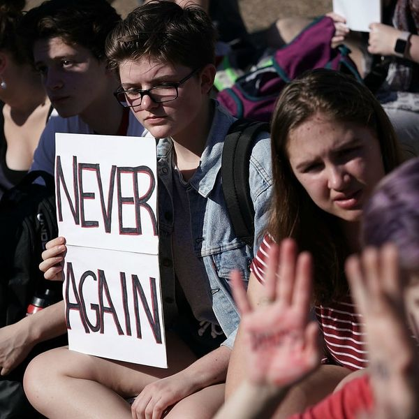 Here's Everything You Need to Know About Today's School Walkouts