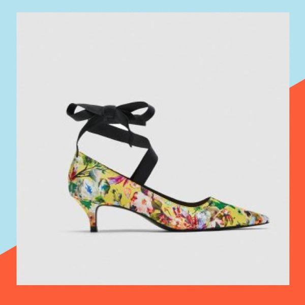 Are Kitten Heels Spring 2018's Most Wearable Shoe Trend?