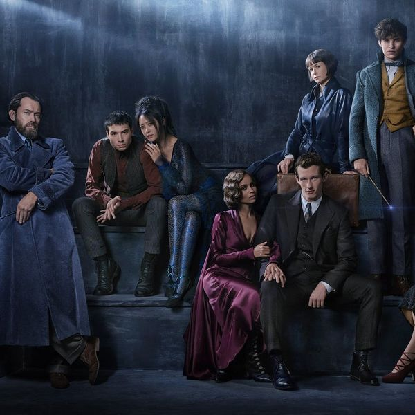 The First 'Fantastic Beasts: The Crimes of Grindelwald' Trailer Is Full of Action-Packed Magic
