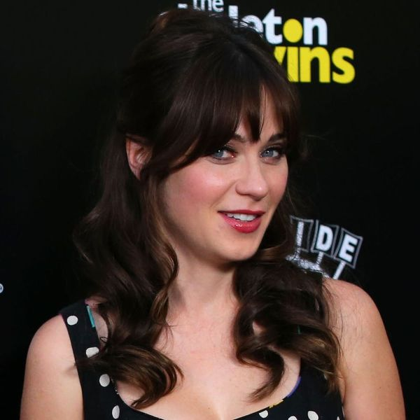 Zooey Deschanel Will Play Belle in a Live 'Beauty and the Beast' Concert
