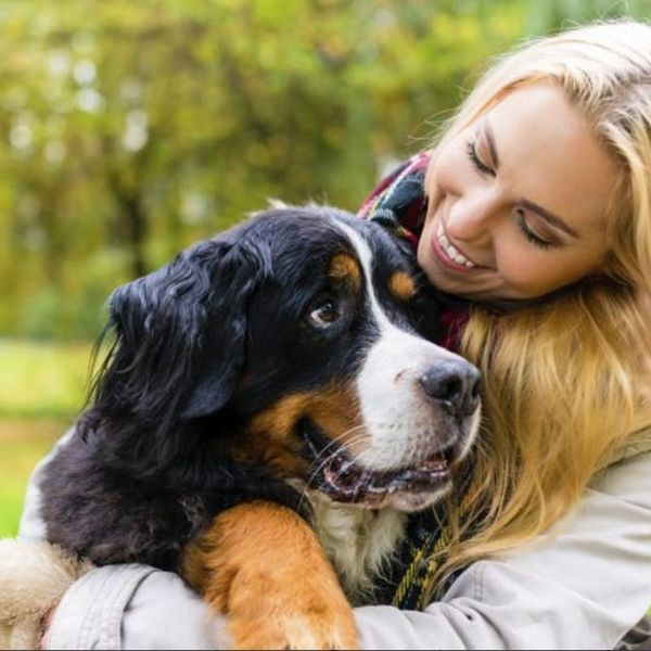 From Parkland to Workplaces: Therapy Pets Could Be the Future of Women's Mental Health Care