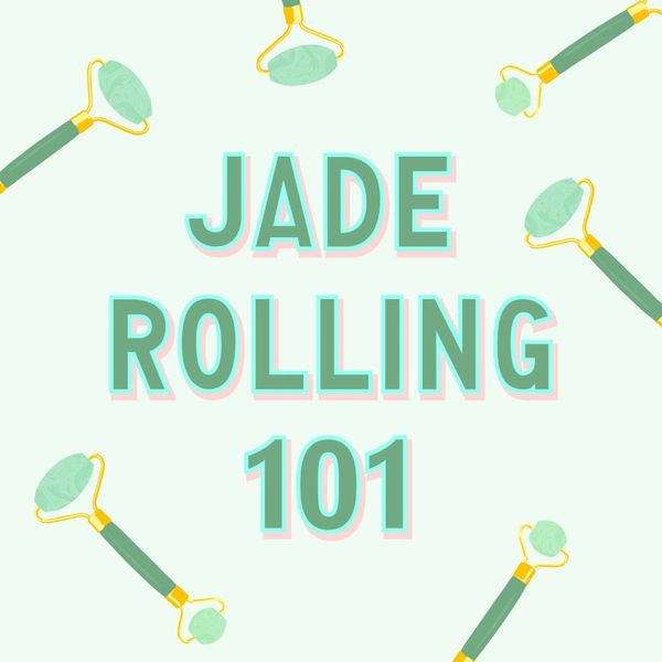 How (and Why) You Should Use a Jade Roller