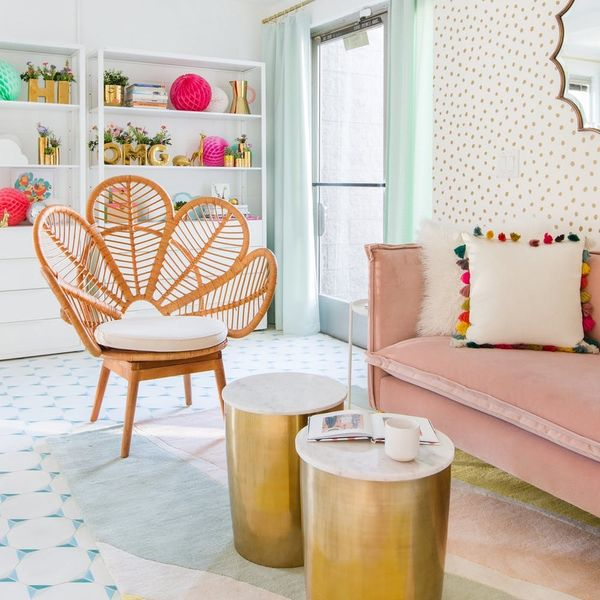 Oh Joy!'s Office Makeover Is A Candy-Colored Dream Space