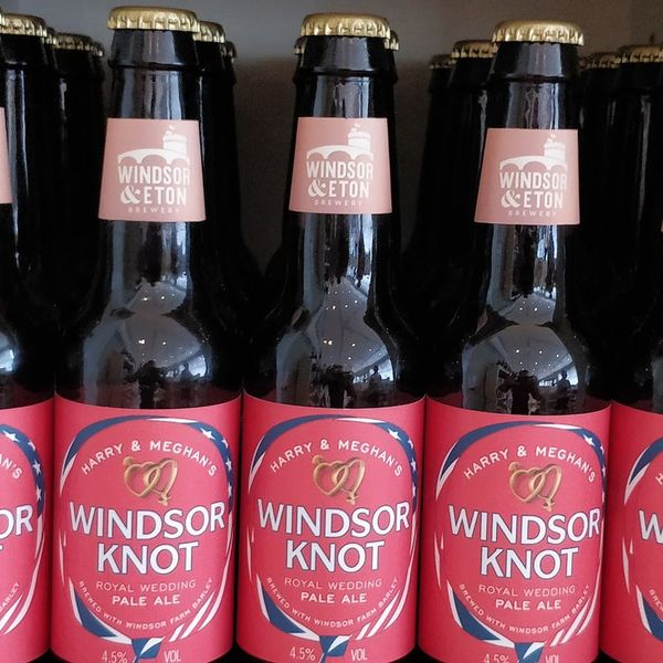 "Clink to Prince Harry and Meghan Markle's Upcoming Wedding With This ""Windsor Knot"" Beer"