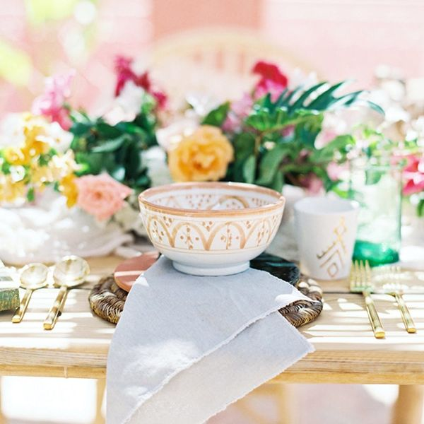 11 Must-Haves for a Dreamy Moroccan Wedding