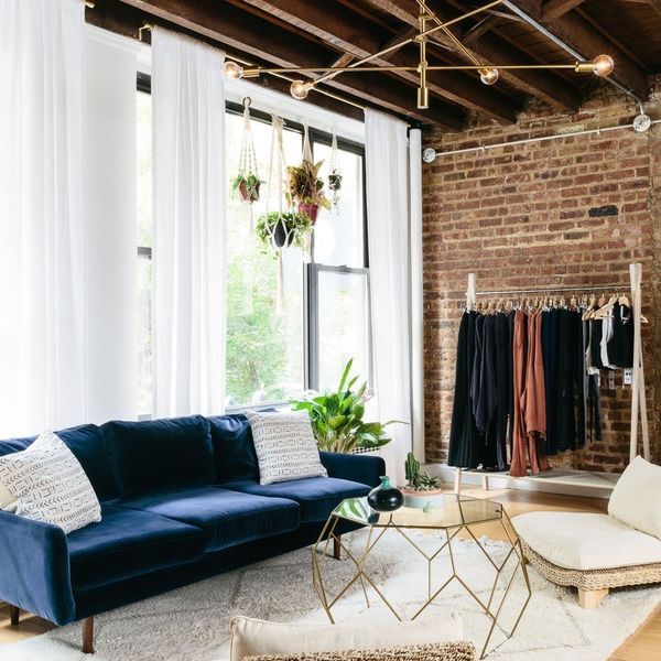 This Plant-Filled Brooklyn Yoga Studio Is Our Happy Place