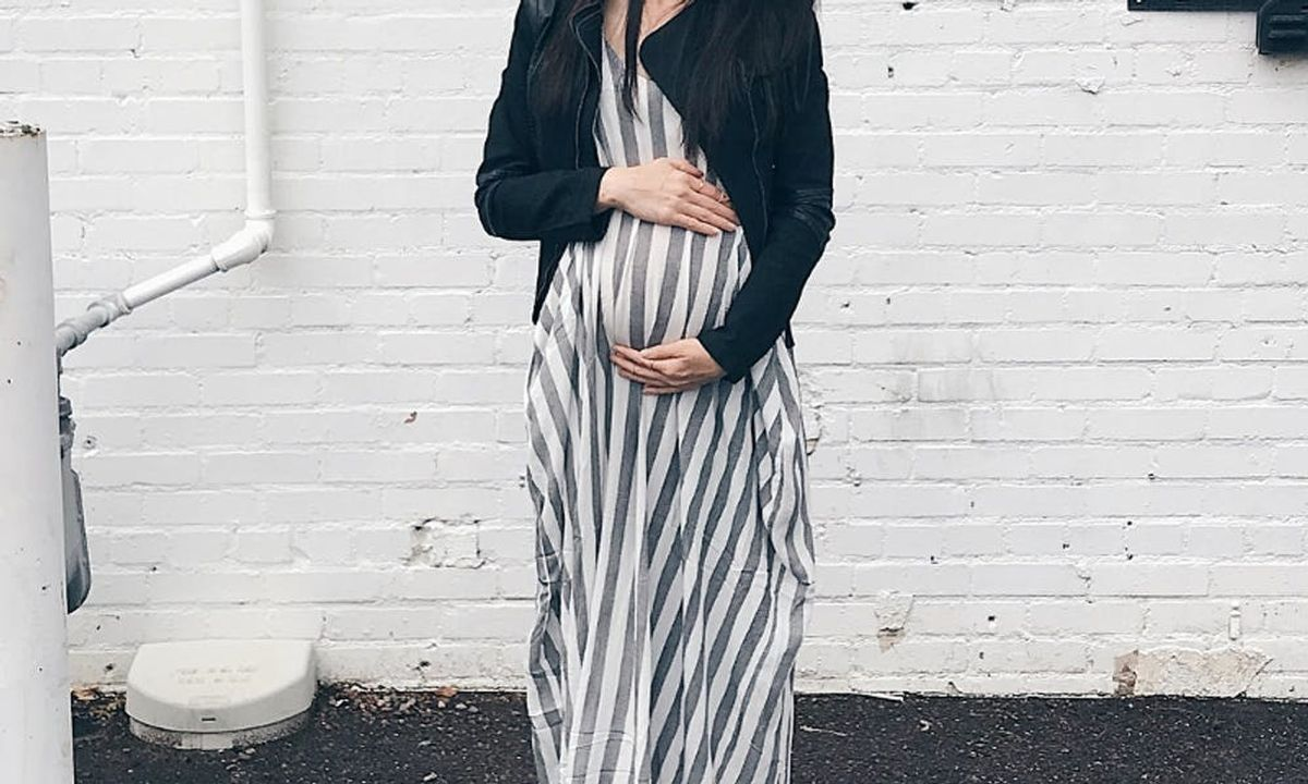 9 Instagram Accounts That Are Maternity Style Goals Brit Co