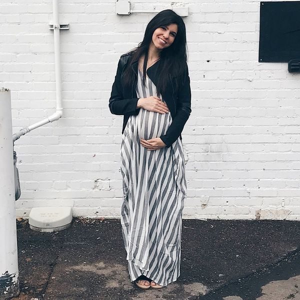 9 Instagram Accounts That Are Maternity Style Goals