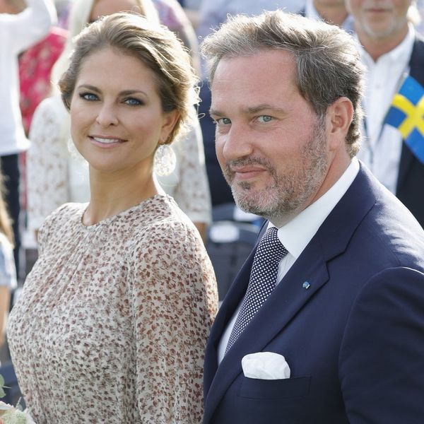 A New Royal Baby Has Arrived! Princess Madeleine of Sweden Welcomes Baby #3