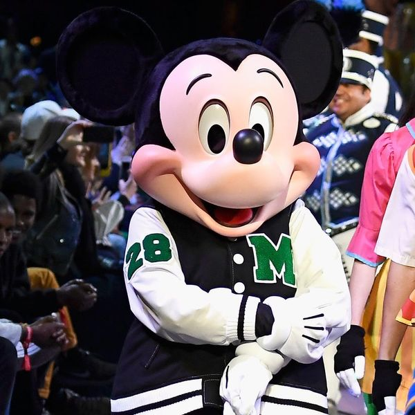 Disney x Opening Ceremony Just Threw the Most Epic Mickey-Themed Fashion Show