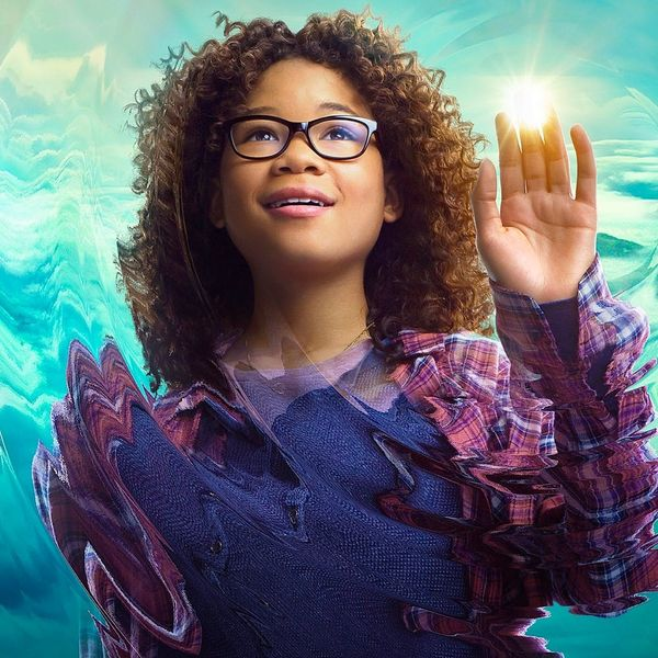 'Wrinkle in Time' Marks a New Age for Geeky Girls of Color