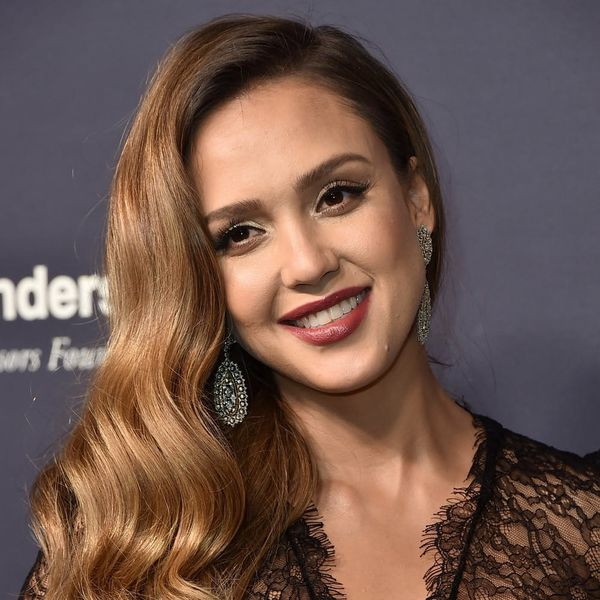 Jessica Alba Sheds 'Pregnancy Hair' With New Cut