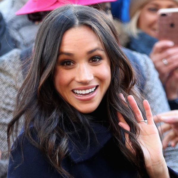 Meghan Markle Was Reportedly Baptized into the Church of England in a Private Ceremony