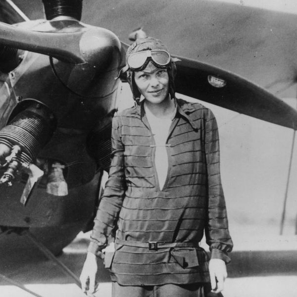 Researchers Now Say They Once Had the Remains of Pilot Amelia Earhart