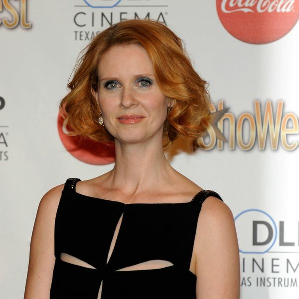 Miranda for Governor? 'Sex And The City' Star Cynthia Nixon May Be Eyeing a Political Career