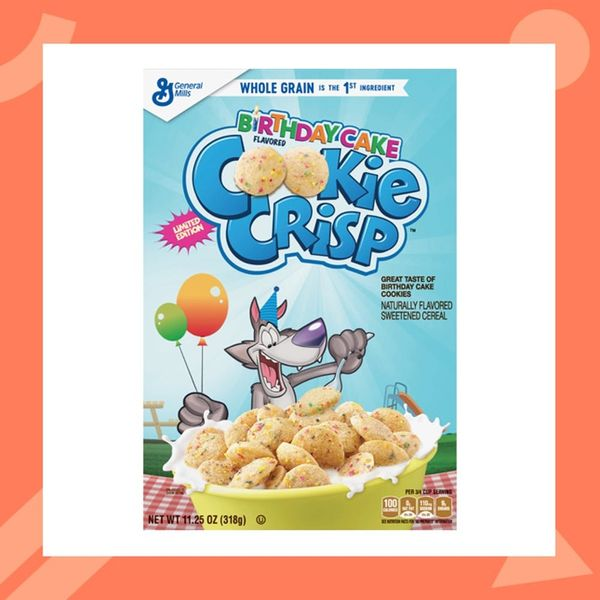 Birthday-Cake-Flavored Cookie Crisp Is Coming So Every Morning Is a Celebration