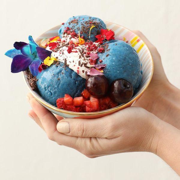 This Easy, Vegan Ice Cream Has 2 Ingredients You Won't Expect