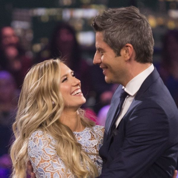 Here's Your First Glimpse at Lauren Burnham's Jaw-Dropping Engagement Ring