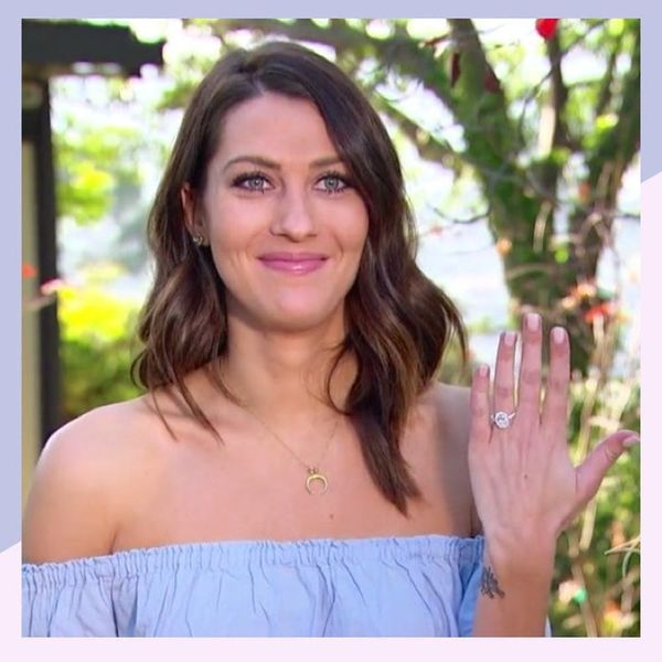 See the $80,000 Ring Arie Proposed With on 'The Bachelor' Finale