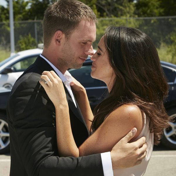See Meghan Markle and Patrick J. Adams' 'Suits' Love Story ina New Trailer for Their Final Episodes