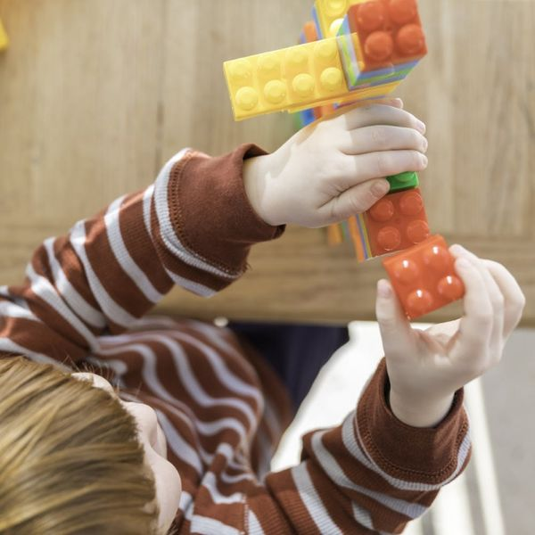 What Playing LEGOs With My Son Taught Me