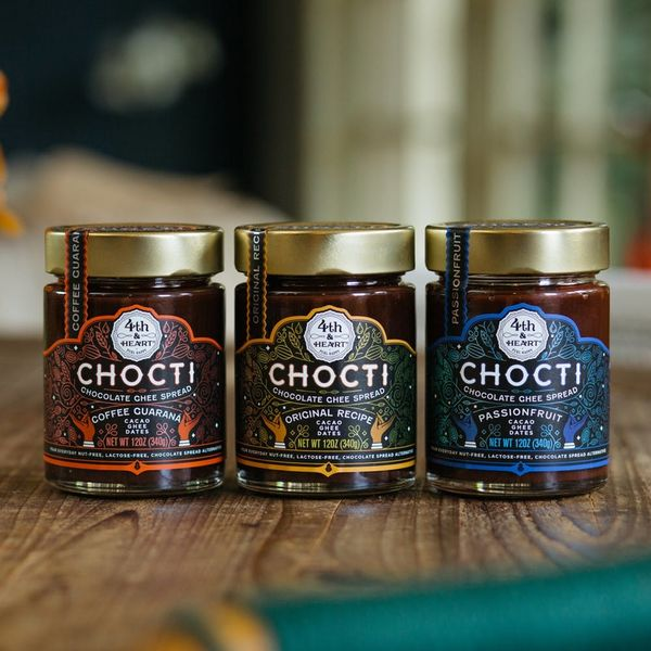 Chocolate Ghee Exists, and It's Basically Paleo Nutella